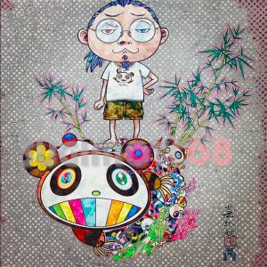 I met a panda family (2013)