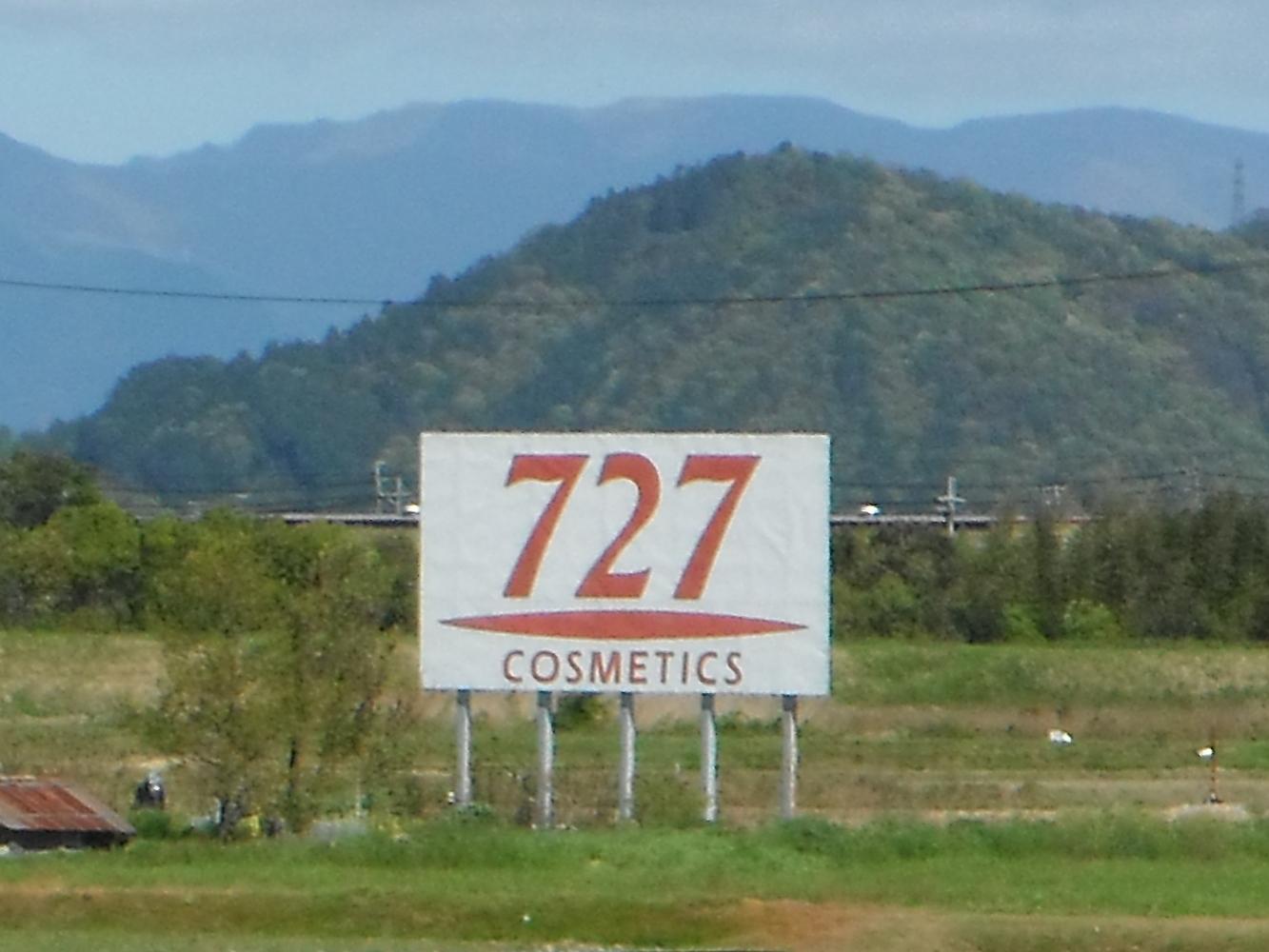 727cosmetics